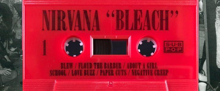 ¡Paren todo! Porque 'Bleach' de Nirvana tendrá una nueva edición limitada