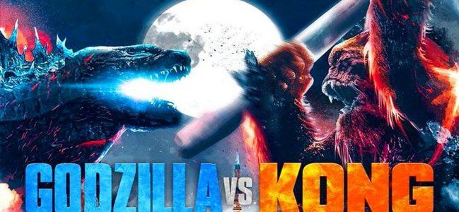 ¡Paren todo! Porque ya salió el tráiler de 'Godzilla vs. Kong' y está tremendo