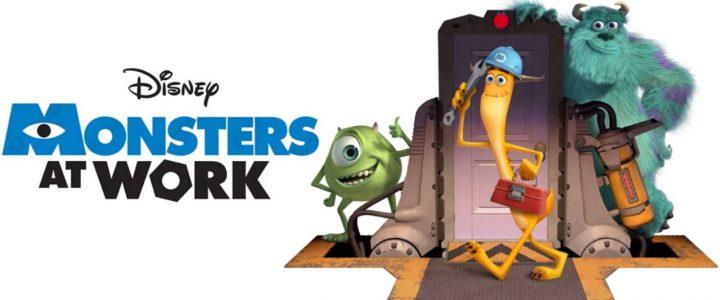 Disney anuncia 'Monsters At Work', la nueva serie de 'Monsters, Inc'