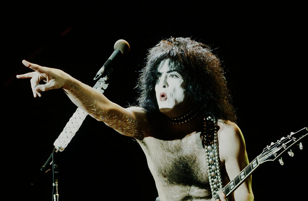 Kiss Paul Stanley On Destroyer Tour