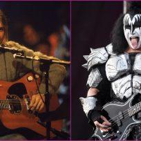 La broma que Nirvana le realizó a Gene Simmons de KISS
