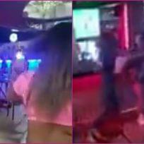 VIDEO: presunta pelea entre meseras y clientes se volvió tendencia en redes