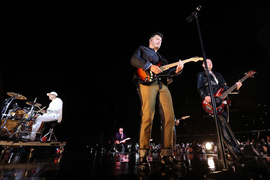 Six60 Performs At Eden Park