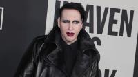 Marilyn Manson se entregó a las autoridades por los cargos de agresión