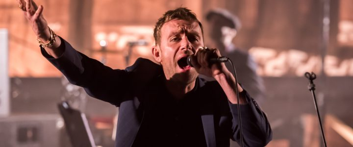 Damon Albarn se prepara para lanzar nuevo álbum en solitario
