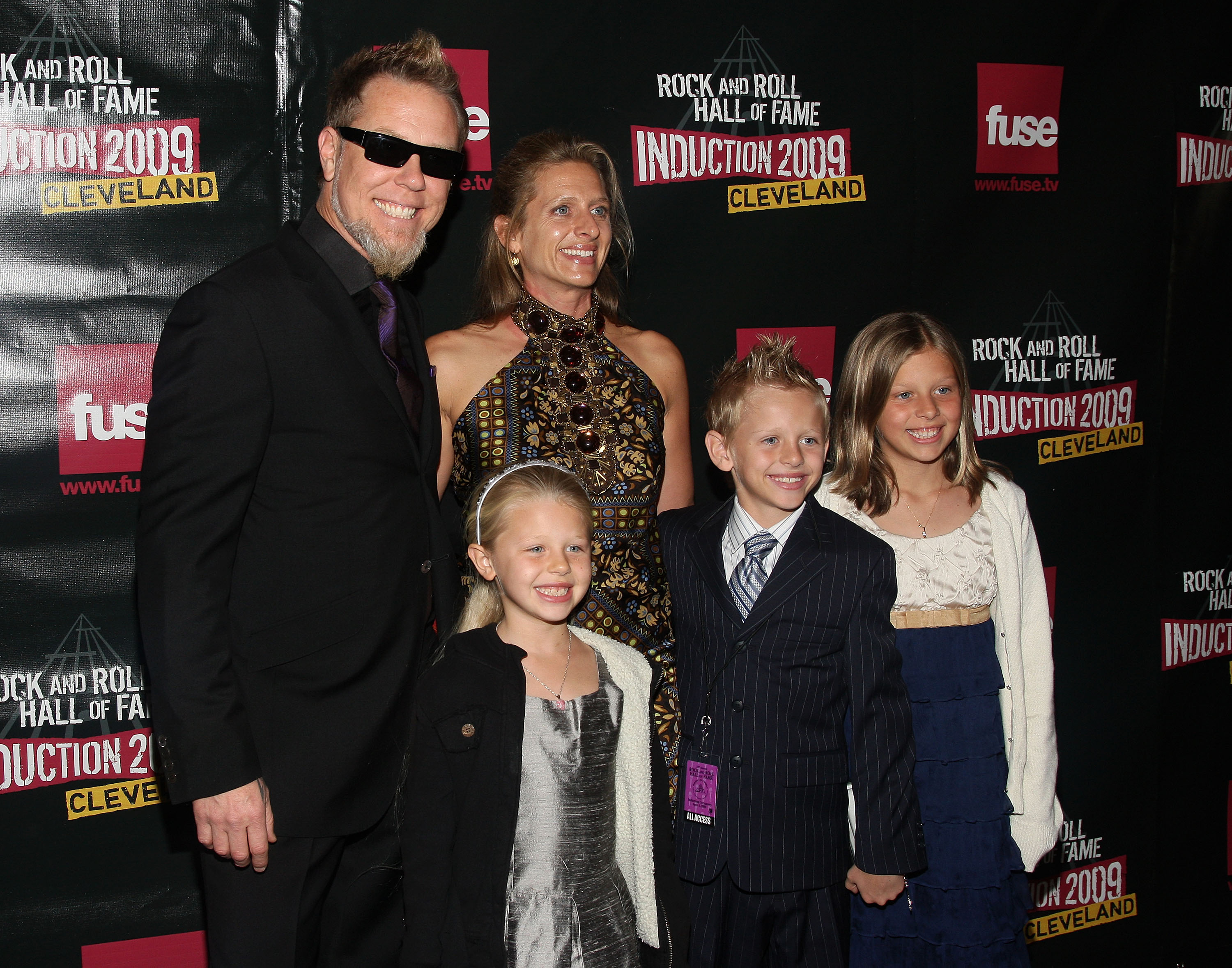 24th Annual Rock and Roll Hall of Fame Induction Ceremony - Red Carpet