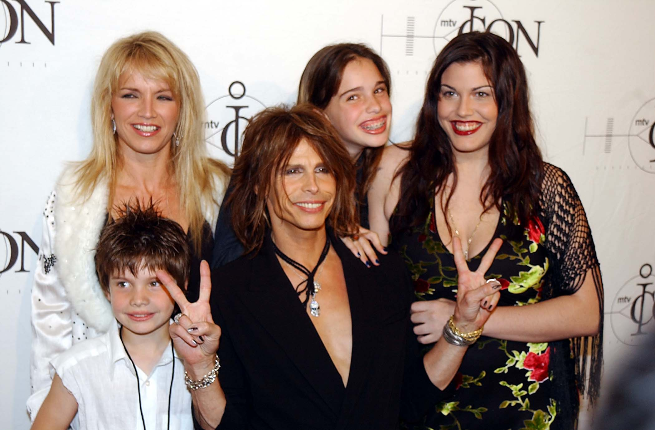 2002 MTV Icon Aerosmith - Arrivals