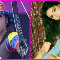 Valentina Acosta olimpicos de tokio