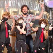 Grupo de niños impresiona con covers de Ramones y Green Day