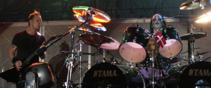 Metallica Joey Jordison