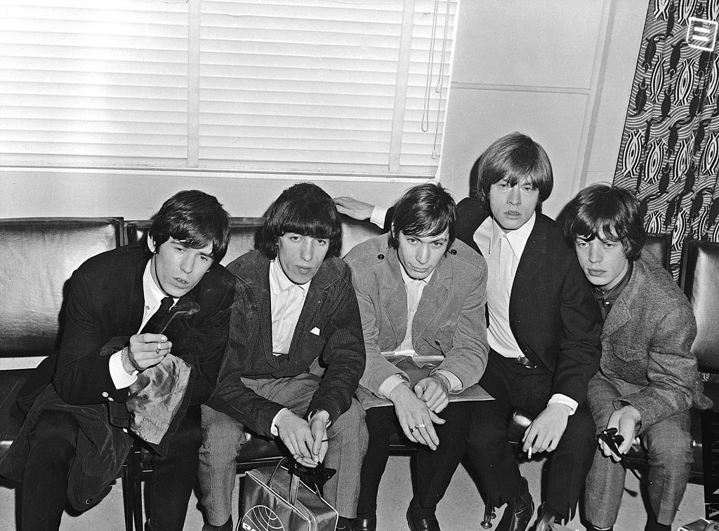 Rolling Stones 1965 Australian Tour