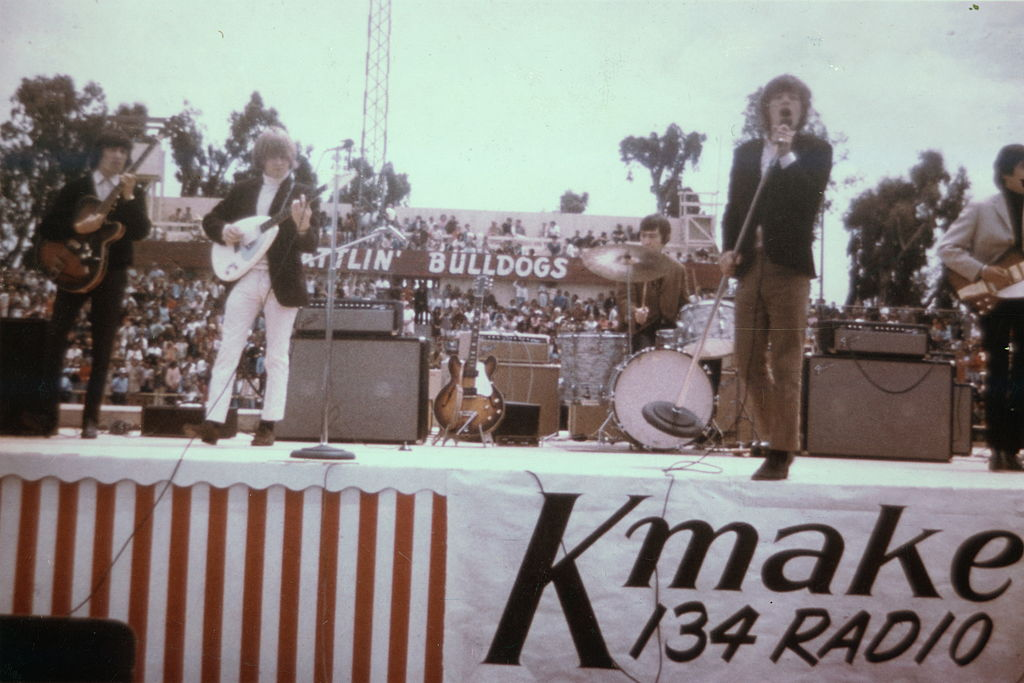 Rolling Stones In Fresno