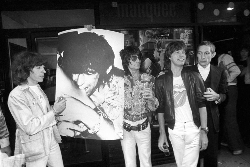 Music - Rock Bands - The Rolling Stones - London
