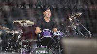 """""""Es genial volver a estar ahí"""": Lars Ulrich sobre el regreso de Metallica a los escenarios"""