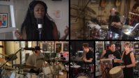 Bateristas como Chad Smith, Nicko McBrain y Ringo Starr se unen para hacer un cover de Come Together