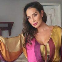 """""""Eres un churrasco"""", le dicen a Luly Bossa por sensual foto en lencería"""