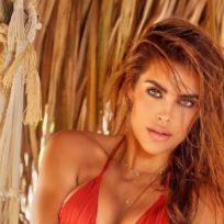 Qué melocotones: Sara Corrales enamoró con una foto haciendo ejercicio