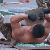 Supersoldados que rompen ladrillos con la cabeza: La nueva exhibición de Corea del Norte