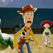 Increíble: Recrean escena de El Juego del Calamar con personajes de Toy Story